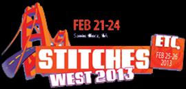 Stitches West ETC 2013 blog