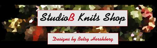 Studio B Knits Shop